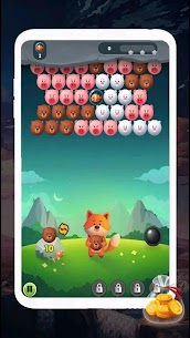 Supy bubble goal adventure 1.1 Mod + Data for Android 2