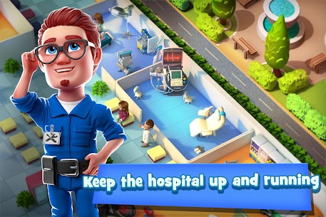 Dream Hospital Mod Apk- Health Care Manager (Free Shopping) 2.1.11 3
