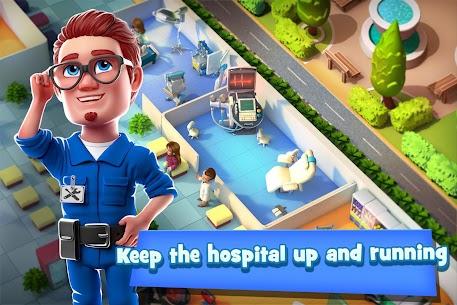 Dream Hospital Mod Apk- Health Care Manager (Free Shopping) 3