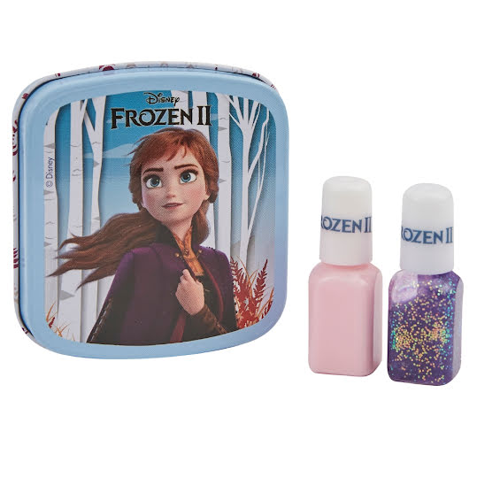 Frozen 2 Nagellack Metallbox - Anna