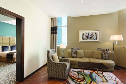 Meena Street Residences Serviced Apartment, Al Zahiyah