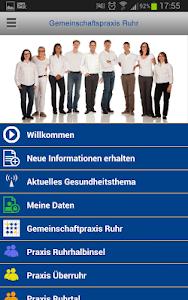 Praxis Ruhr screenshot 1