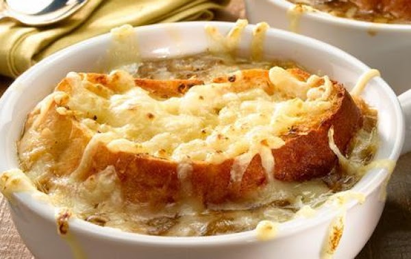 Crock Pot French Onion Soup Recipe