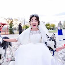Wedding photographer Dulat Sepbosynov (dukakz). Photo of 16.02.2018
