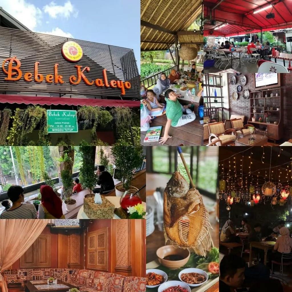 Rekomendasi Tempat Bukber Jakarta