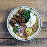 Sabich Hummus