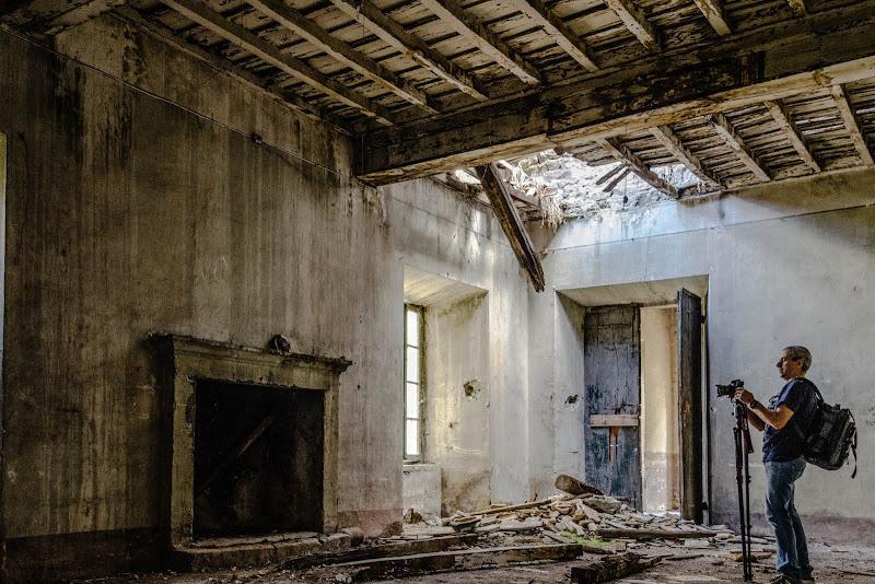 No ghost.....but photographer!! di utente cancellato