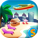 City Island: Airport ™ - City Management Tycoon icon
