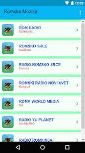 Romska Muzika - náhled