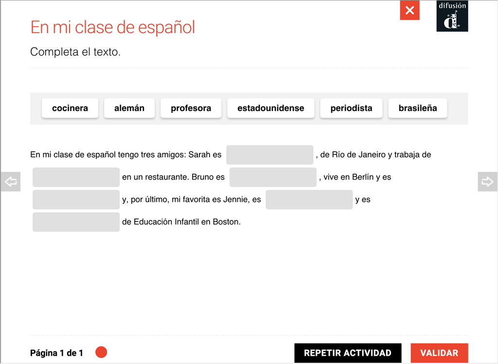 Campus Difusión- screenshot