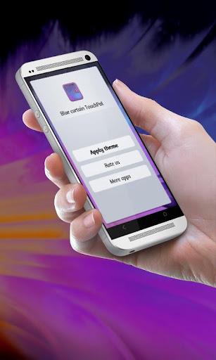 藍幕 TouchPal