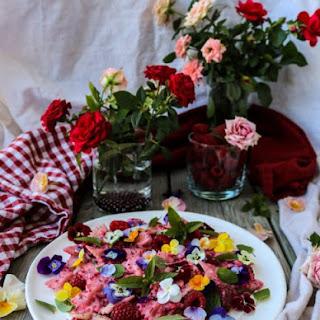 Raspberry Mint Poppy Seed Pasta Recipe