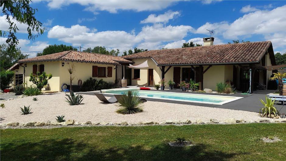Vente maison 7 pièces 203 m² à Nougaroulet (32270), 392 000 €