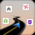 GPS Route Tracker icon