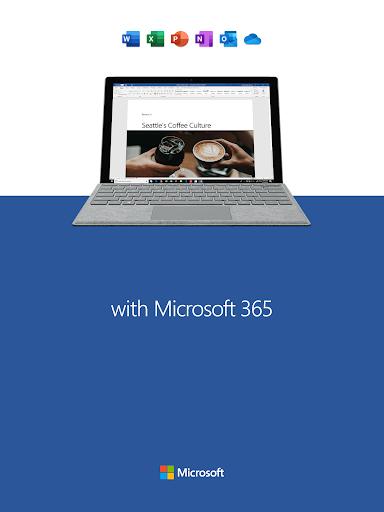 Microsoft Word: Write, Edit & Share Docs on the Go 16.0.13001.20166 screenshots 10