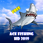 Ace Fishing Wild Catch HD 2019 icon