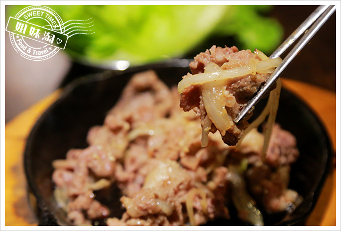 槿韓食堂-烤醃豬肉