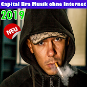 Capital Bra alle Musik ohne internet offline 2019 icon
