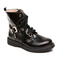Step2wo Costa - Leather Lace Boot BOOT