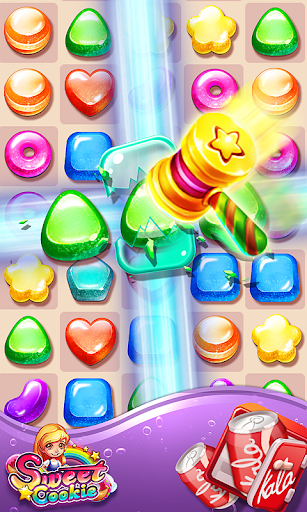 Sweet Cookie -2019 Puzzle Free Game 1.2.0 de.gamequotes.net 1