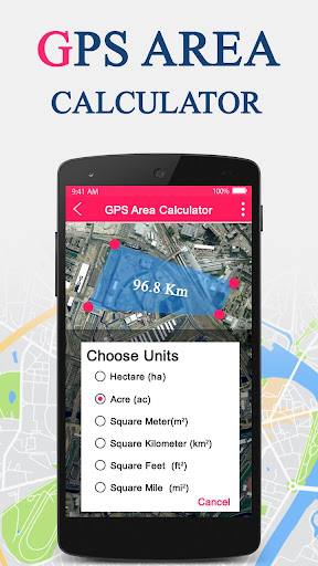 Gps Area Calculator Land Measurement Online Screenshot 4