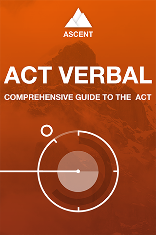 ACT Verbal Prep Course- screenshot