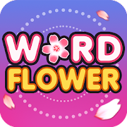 Word Flower: Letter-Link & Crossword Puzzle