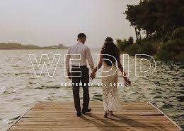 We Did - Wedding Announcement item