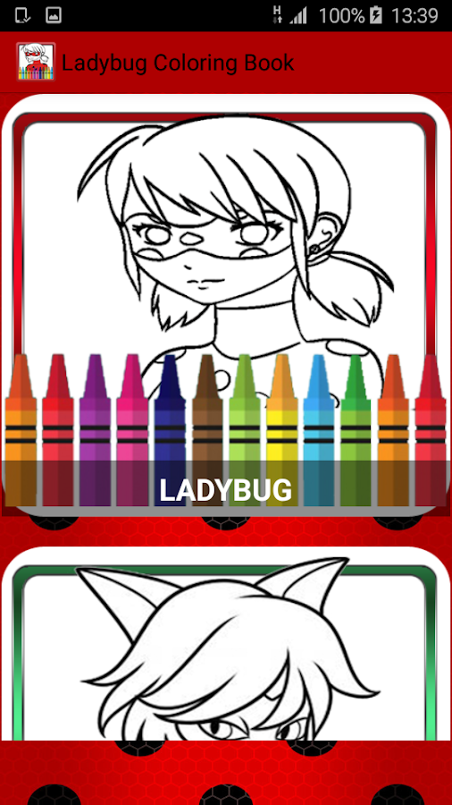 Coloring Book for Ladybug - Android Apps on Google Play