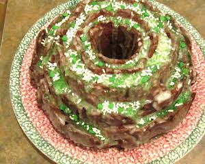 IRISH ROSE WHISKEY CAKE by Lady Rose