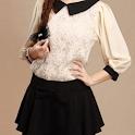Korean Fashion Style Designs icon