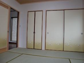 Photo: 和室(メーターモジュール)