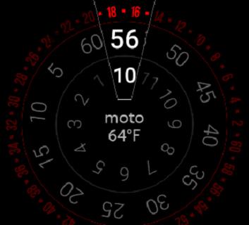 Rotation Watch Face WatchMaker