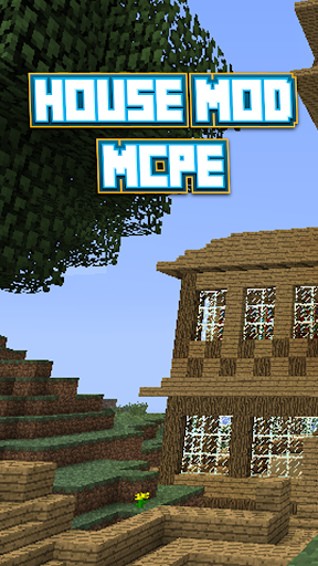 House Mod For MCPE.