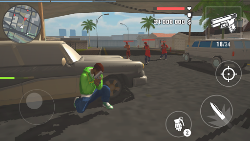 The Grand Wars: San Andreas  screenshots 4