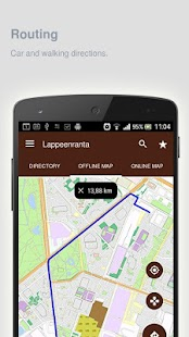 Lappeenranta Map offline Android Apps on Google Play