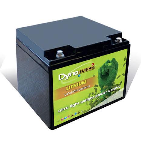 LiFePO4 batteri 12,8V/30Ah