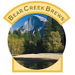 Logo for Bear Creek Brews