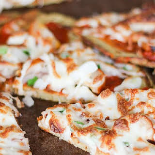 Chickpea Flour Pizza Crust Recipe<br>.