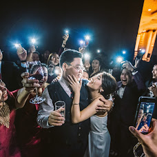 Wedding photographer Nattapol Jaroonsak (DOGLOOKPLANE). Photo of 19.10.2017