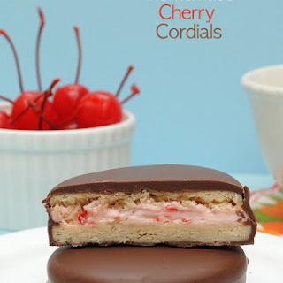 Homemade Little Debbie Cherry Cordials