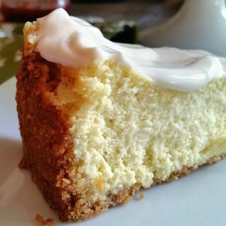 Mom's (New York) Cheesecake.