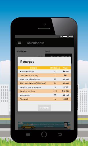 Taxi Fare GPS 3.4.3 screenshots 6