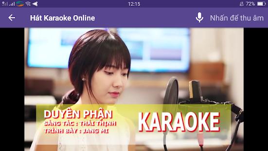 Karaoke Việt Nam - Karaoke Online Ekran Görüntüsü