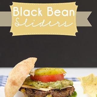 Black Bean Sliders