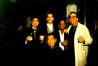 Photo: Happy Chappies 1996