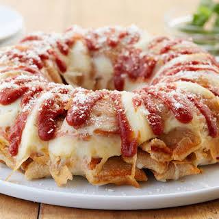 Pizza Roll Bundt Cake.