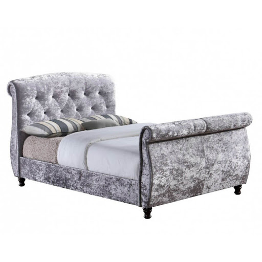 Birlea Toulouse Bed Frame Steel
