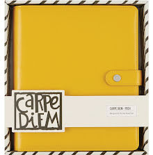 Simple Stories Carpe Diem A5 Planner Boxed Set - Marigold Posh UTGÅENDE