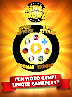 RingoWord - Circle Word Game- screenshot thumbnail